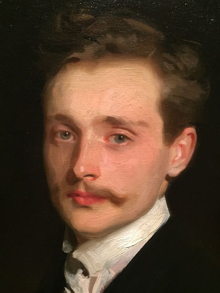 Visiting Sargent at the Met | Underpaintings Magazine