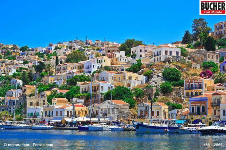 Die griechische Architektur auf Rhodos! #rhodos #griechenland #bucherreisen