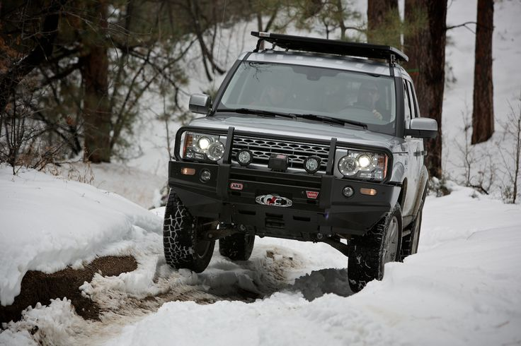 Overland Journal Project Land Rover Discovery 4 Lr4