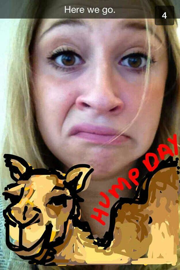 Best snap chat drawings ever!