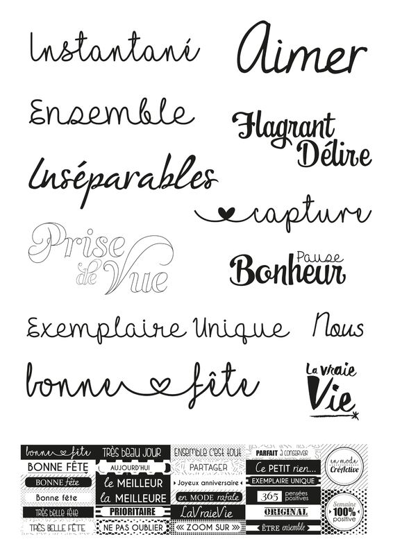 EXCLUSIF // Les Découpes Gratuites // Sokai - Scrapbooking - Loisirs Créatifs