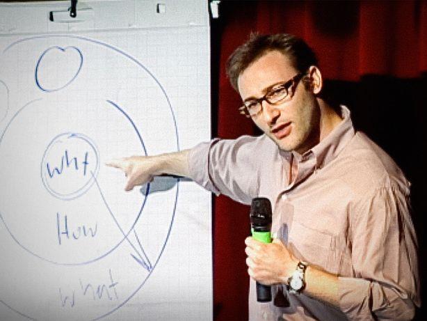 Simon Sinek: Simon Sinek: Cómo los grandes líderes inspiran la acción via TED