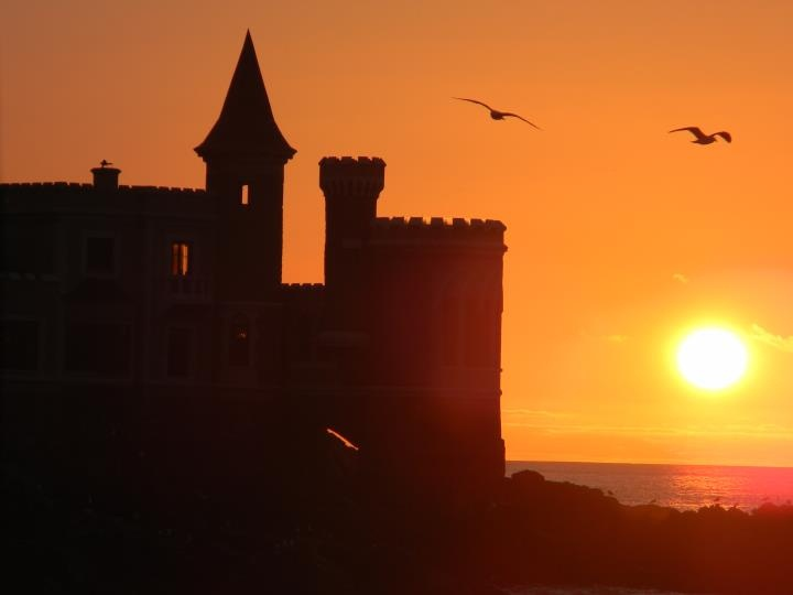 Castillo Wulff, Viña del Mar...