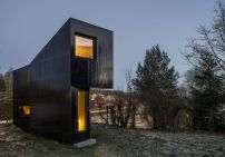 Jarmund/Vigsnæs Arkitekter, Mini-Haus in Oslo, Foto: Jonas Adolfsen
