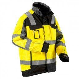Blakläder Warnschutz Winterjacke 4851 #Blakläder #Jacke #Winter