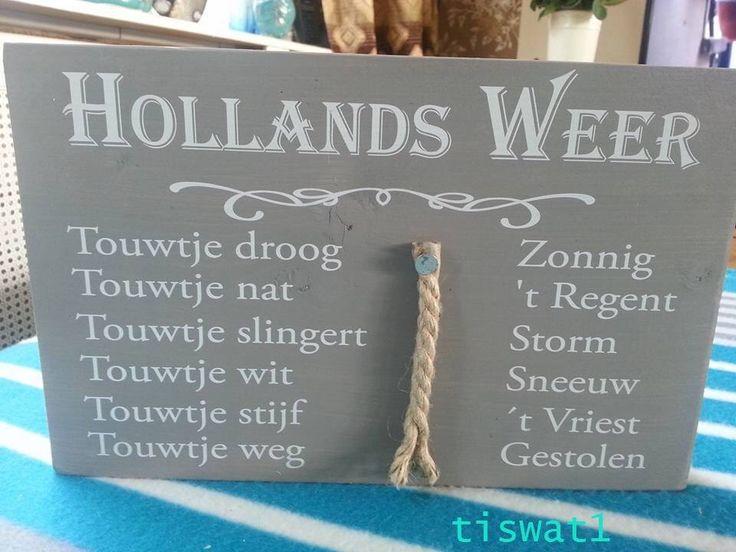 Hollands weer