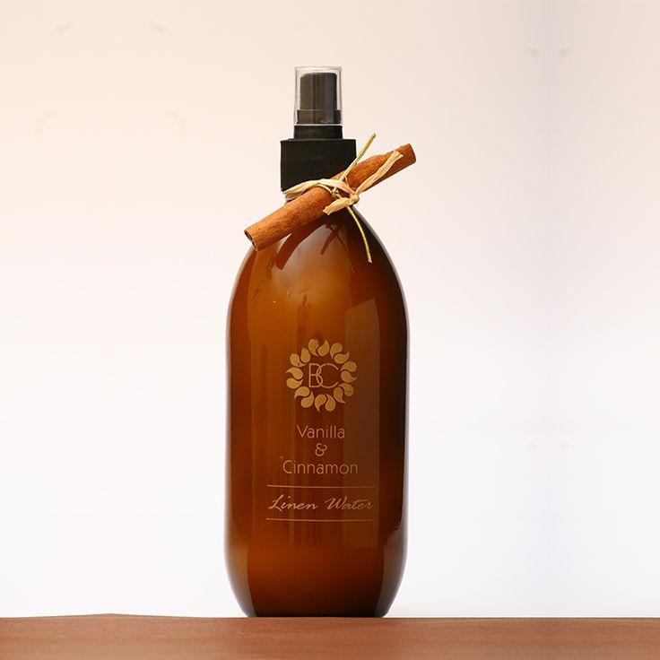 Rooibos & Cinnamon Linen Spray