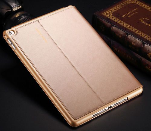 Luxury-Genuine-Leather-Case-Smart-Auto-Sleep-Cover-For-iPad-2-3-4-mini-Air-New