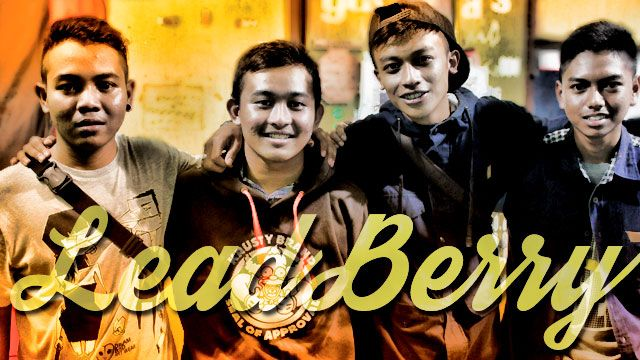 Lead Berry Band