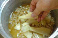 たけのこご飯(炊き込みご飯)のレシピ/作り方:白ごはん.com