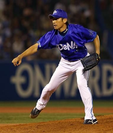 Daisuke Miura (Yokohama DeNA BayStars)
