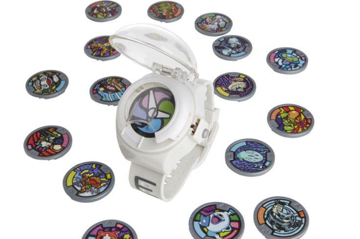 """Découvrez les gagnants du Grand Prix du Jouet 2016 Avec sa montre signée de la licence YoKai Watch (Viz Media), Hasbro s'empare du Grand Prix dans la catégorie """"jouets pour garçons""""."""
