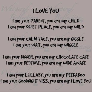 I Love You!: Iloveyou, I Love You, My Boys, Quote, My Children, Poem, Children Book, Being A Mom, Kids Rooms
