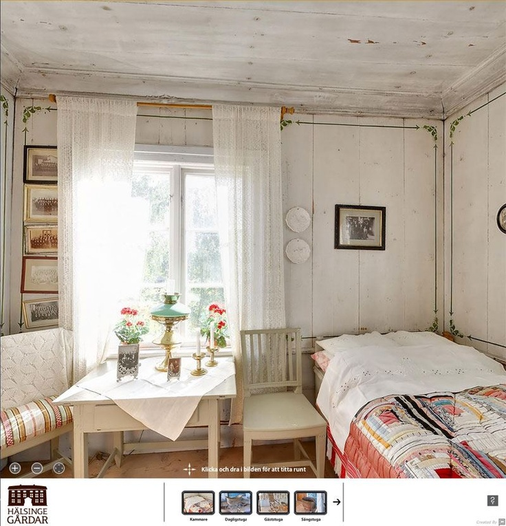 Swedish Farmhouse // Swede Cottage Farm // #swedishdesign