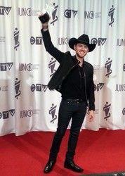Brett Kissel Wins JUNO Award for Breakthrough Artist of the Year - Countrified