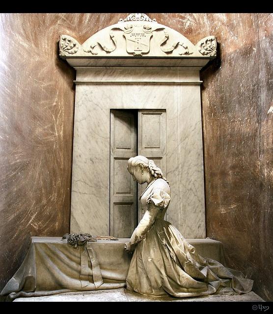 Theatre of Death ~ Certosa Cemetery
