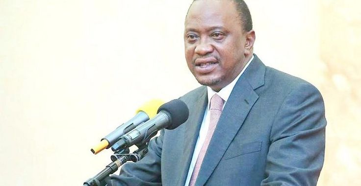 """Top News: """"KENYA POLITICS: Uhuru Kenyatta to Doctors: Resume Work"""" - http://politicoscope.com/wp-content/uploads/2016/08/Uhuru-Kenyatta-Kenya-Politician-Headline-News-e1474304314120.jpg - """"In hospitals, we have been able to install X-ray machines, Dialysis machines and even others in the short time that we have been in power,"""" Kenyatta said  on World Political News - http://politicoscope.com/2017/03/05/kenya-politics-uhuru-kenyatta-to-doctors-resume-work/."""