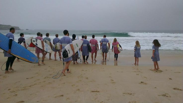 Surfers In A Dress 3 Surfers In A Dress at Bondi Beach, October 2012 :: One Girl #DoItInADress