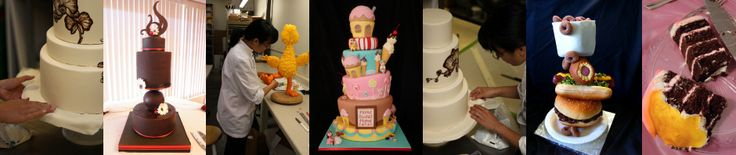 """good tips on how to keep a tall cake from falling/tilting....""""How to Prevent a Cake Disaster – Tips & Tricks 