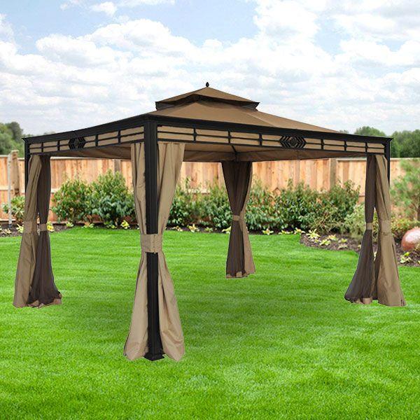 Rona Gazebo Canopy Replacement - Garden Winds CANADA    199.$