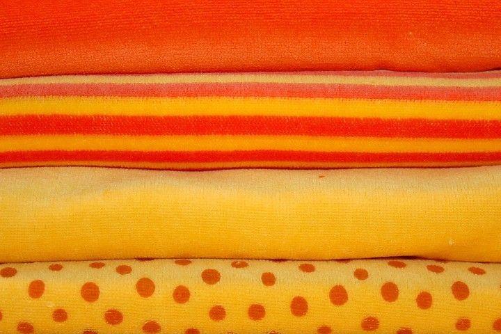 Stoffpakete - Westfalenstoffe * Nicki-Paket Gelb * Fat Quarter - ein Designerstück von Stoffl-Shop bei DaWanda