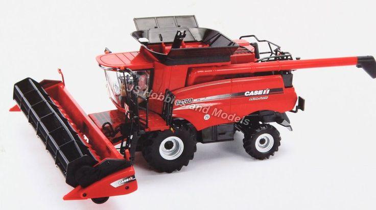 BRITAINS FARM Case IH 8230 Combine Harvester Die Cast Model 1:32 (42884) #Britains #Caseih