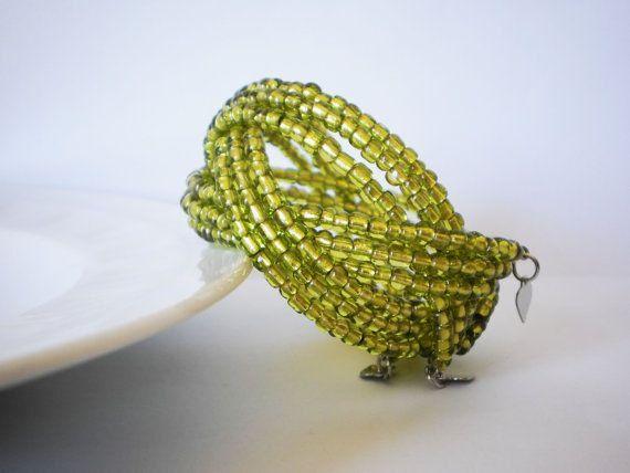 Anne / Geometrik bilezik / Yeşil bilezik / Mutlu bilezik / yaz bilezik / Kol bilezik for
