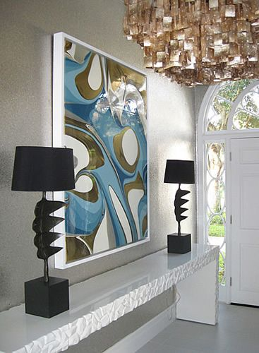 Elegant Foyer Table Lamps : Best ideas about entryway console table on pinterest