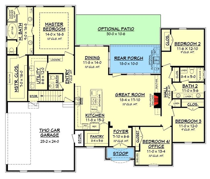 Plan 51740hz Acadian House Plan With Bonus Space