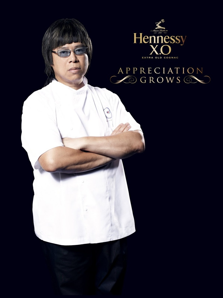 Chef Alvin Leung of Bo Innovation, a 3 starred restaurant in Hong Kong