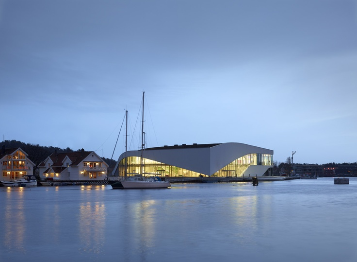 The Arch in Mandal, Norway by 3XN