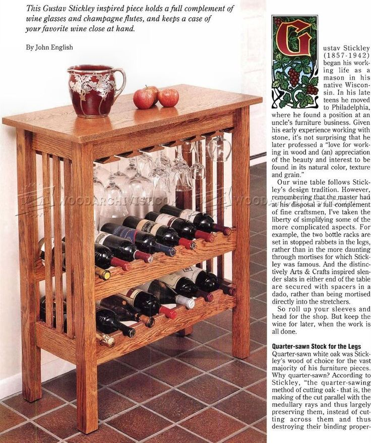 25 best ideas about wine rack table on pinterest wine for Tabletop wine rack plans
