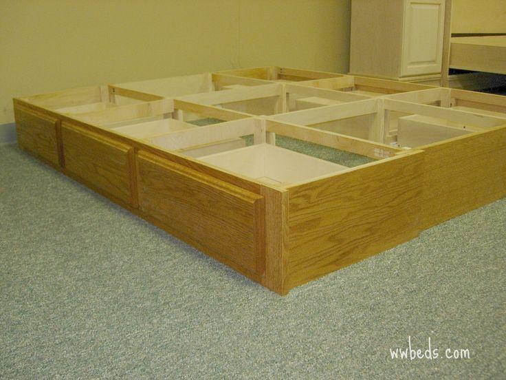 best 25 under bed drawers ideas on pinterest bed drawers under bed storage and diy storage. Black Bedroom Furniture Sets. Home Design Ideas
