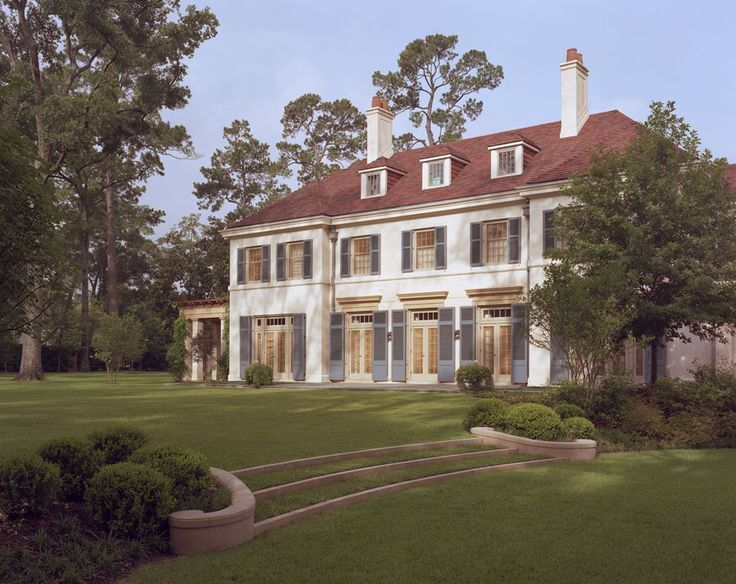 River Oaks In Houston   Curtis Windham Architects
