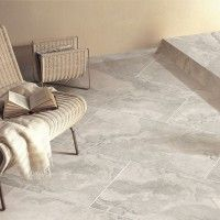 Sicily Gris Matt Glazed Porcelain Floor Tile 600x600mm