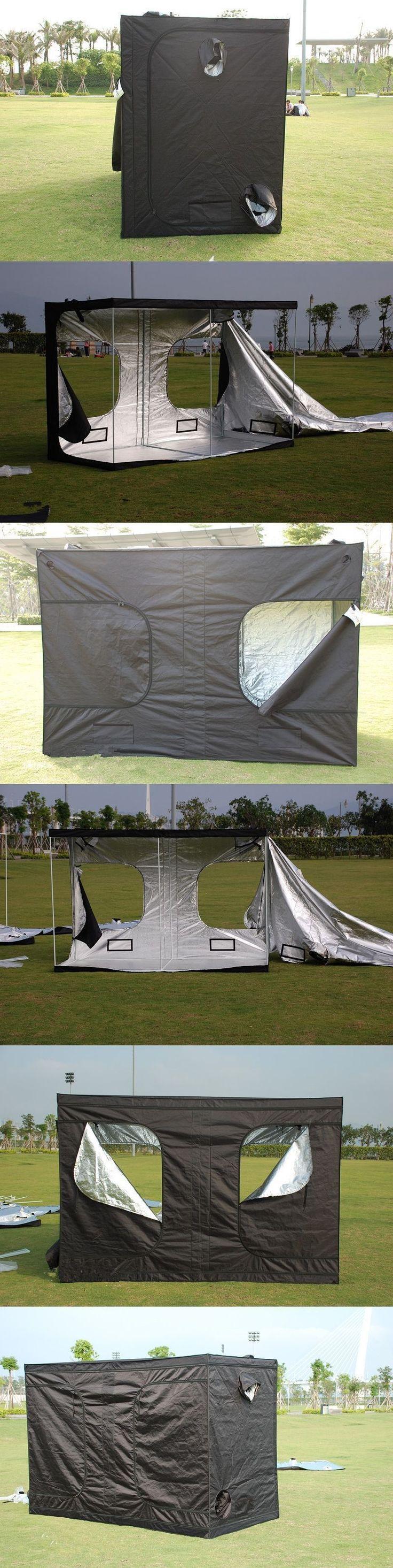 Greenhouse For Garden Indoor Hydroponic Grow Tent 600D 118x118x78Inch(300x300X200cm) Grow Ventilation Balcony Home & Více než 25 nejlepších nápad? na Pinterestu na téma Grow tent ...