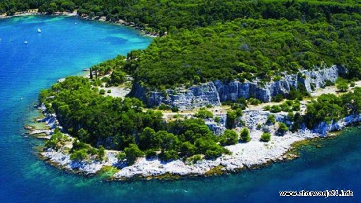 Co warto zwiedzić będąc w Rovinj http://www.chorwacja24.info/natura/cypel-zlatni-rt #croatia #rovinj #istria #chorwacja