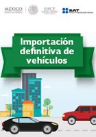 "Importación Temporal de Vehículos (no fije en lo que dice el grafico--es temporal)  Information on temporarily importing a vehicle (in Spanish). Yes, I know the graphic says ""definitiva"".  That´s not where the link goes."