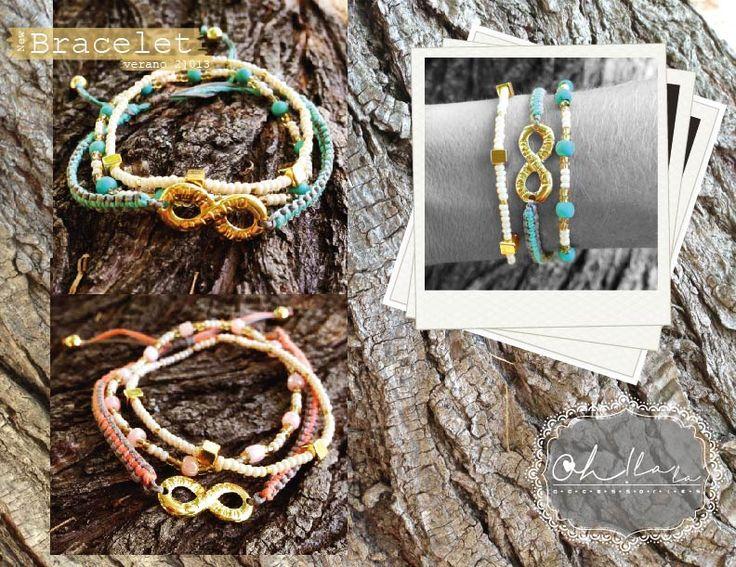 Infinity bracelet by ♥ Oh La La ♥