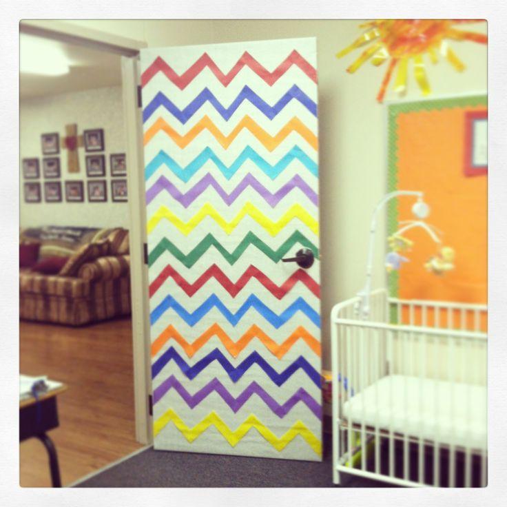 Classroom Decor Chevron ~ Images about chevron polka dot themed classroom on