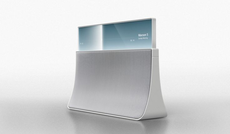 ATELIER TV is new generation of personal TV design that specialized in audio function.