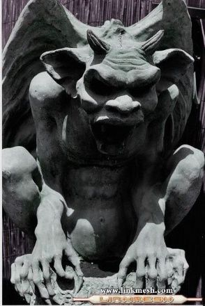 Gárgolas: los monstruosos guardianes de las catedrales góticas