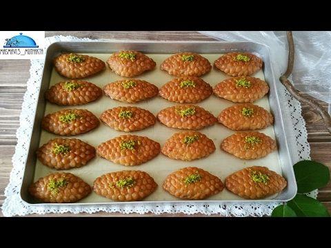 Karamelli KALBURA BASTI Tarifi •Masmavi3mutfakta• - YouTube