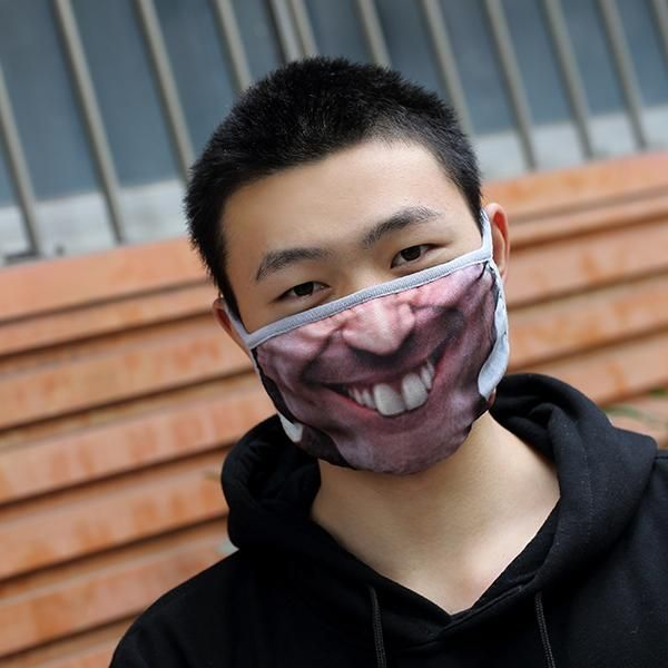 funny surgical mask