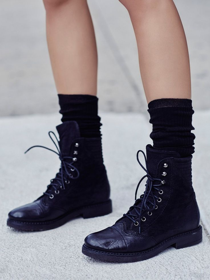 Sparrow Lace Up Boot | Italian made lace-up boot with a ...