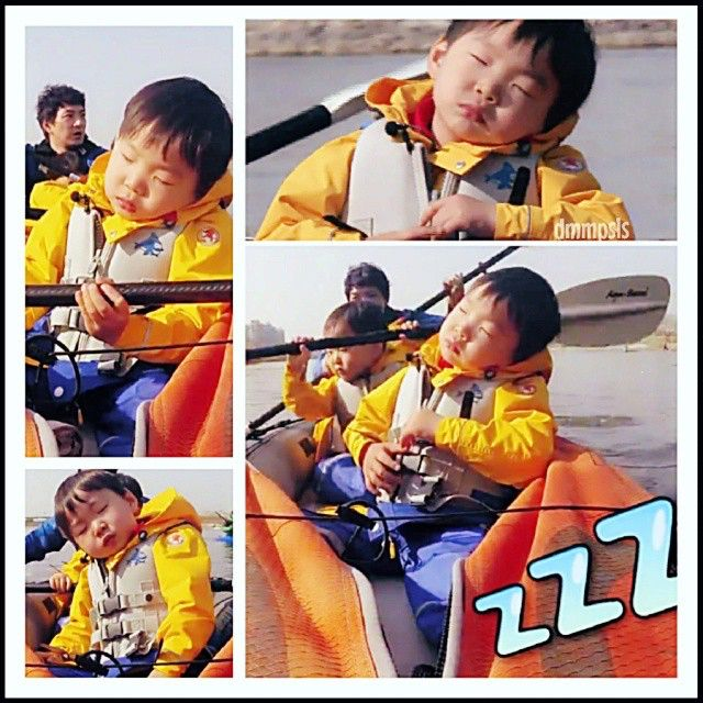 Sleepy Daehan | The Return of Superman