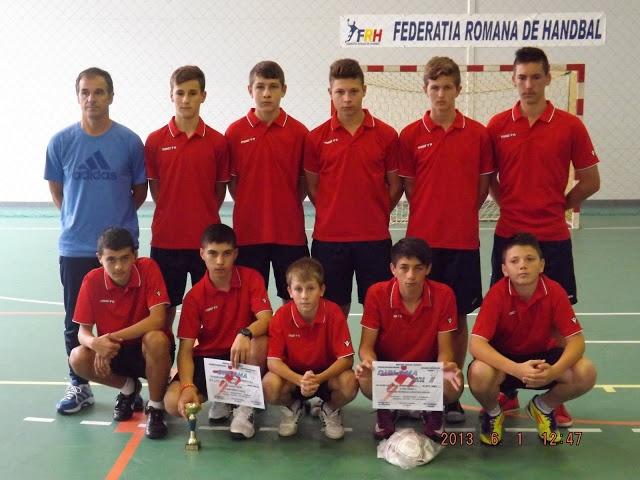 LPS Satu Mare, locul 3 la faza finala a ONSS