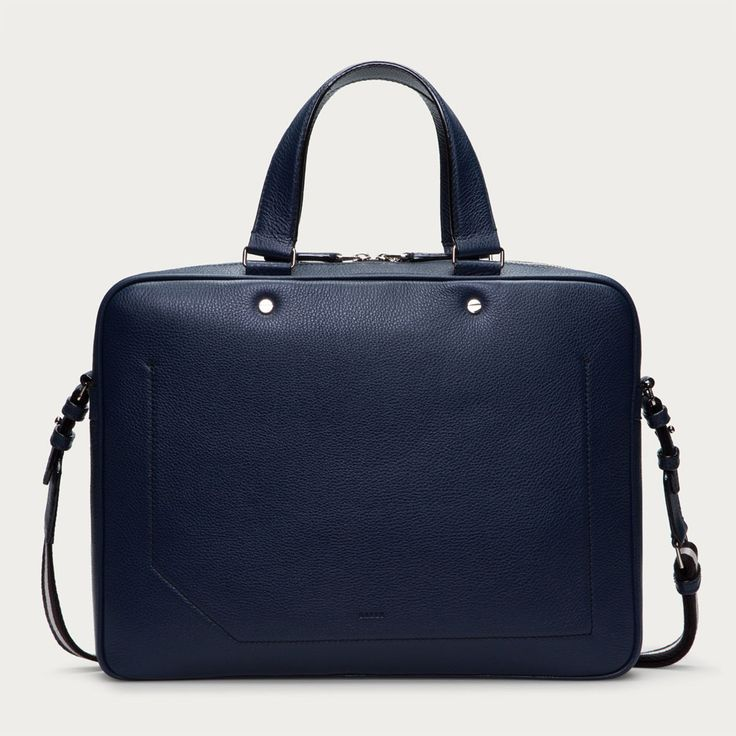 Gretzky Business Leather Bag