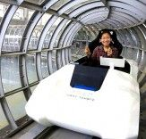 A researcher in China has unveiled his super-maglevloop line that could make future trains go at the speed of up to 1,800 mph. This is a big deal, mind you, because currently the fastest passenger-carrying train, Shanghai Maglev Train, only reaches a high speed of just 268 mph. By using a vacuum tube, the researcher eliminated speed limitations imposed by air resistance on regular maglev trains.
