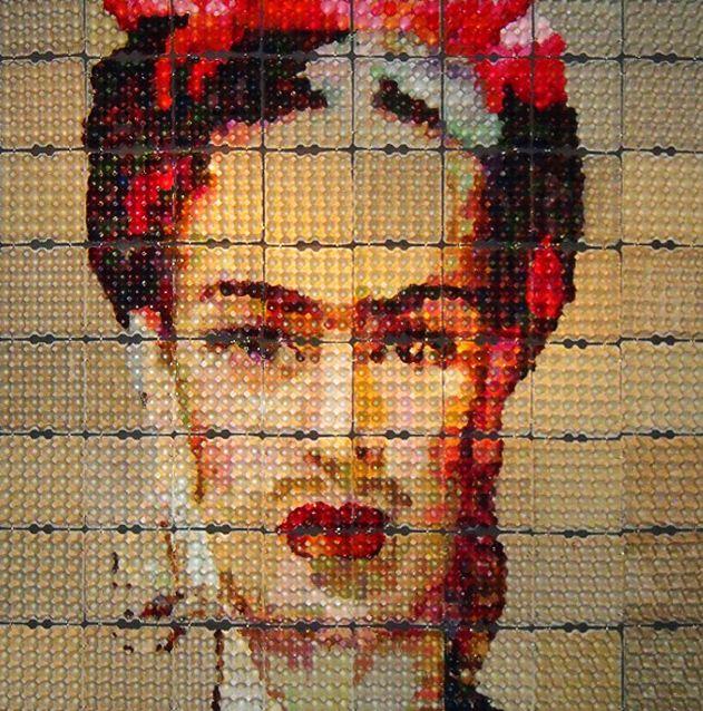 VERÓNICA ARELLANO. Frida. 2014.